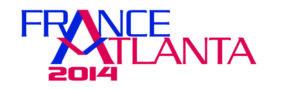 France-Atlanta 2014  logo