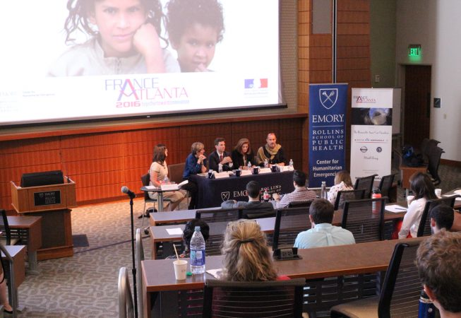 Humanitarian Conference at Emory University